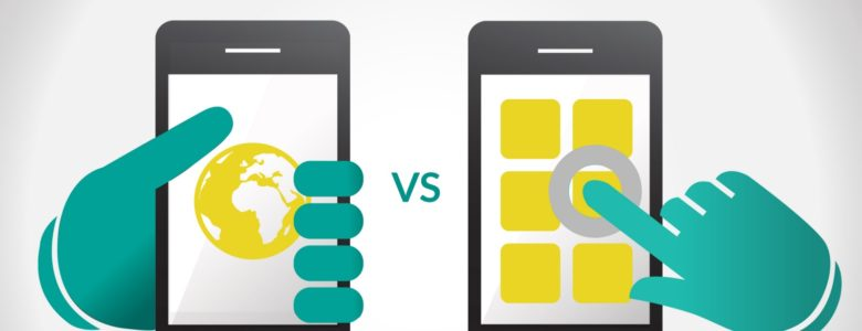 Mobile Phone Apps vs Mobile Optimized Websites – which is better?