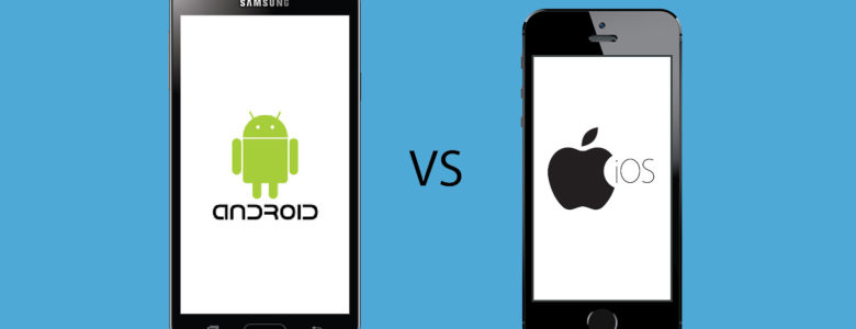 What to Build First: An Android or iOS App?